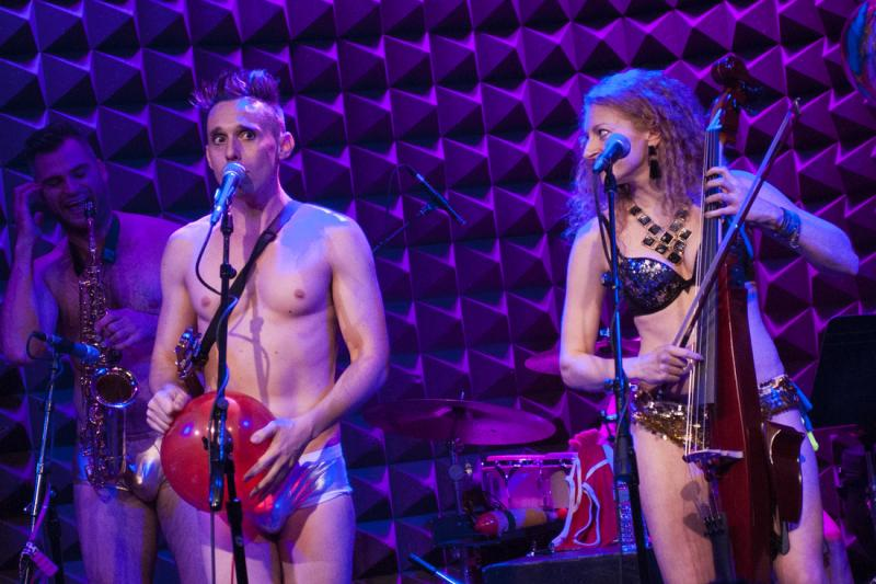 BWW Interview: Nick Cearley of THE SKIVVIES on A VERY SKIVVIES PRESIDENT'S DAY at The Green Room 42