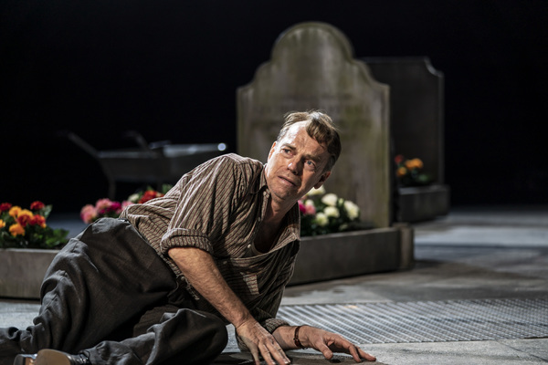 Photo Flash: First Look at THE VISIT at the National Theatre