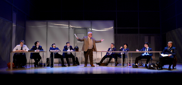 Photo Flash: First Look at THE HISTORY BOYS at Wolverhampton Grand Theatre
