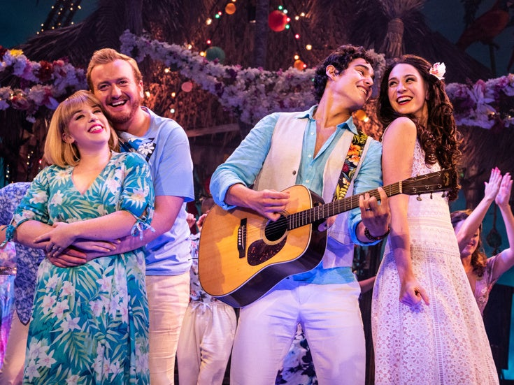 BWW Contest: Win Two Tickets To ESCAPE TO MARGARITAVILLE in Los Angeles!