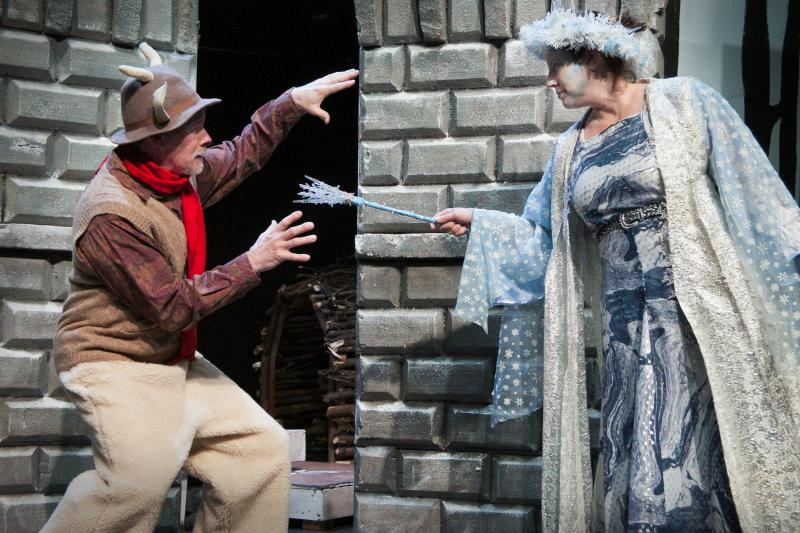 BWW Previews: THE LION, THE WITCH, AND THE WARDROBE at DreamWrights Center For Community Arts