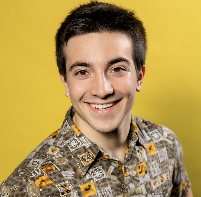 BWW Interview: Lorenzo Pugliese of THE SPONGEBOB MUSICAL at Bass Hall