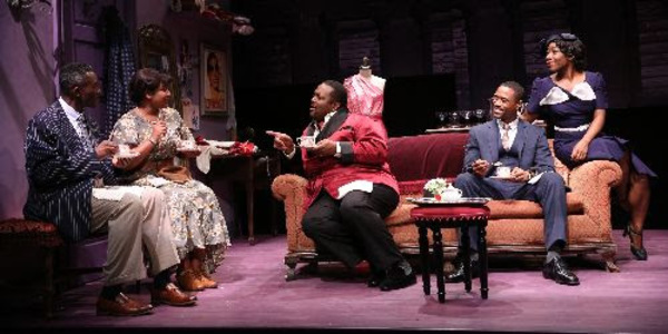 Photo Flash: Get a First Look at Keen Company's BLUES FOR AN ALABAMA SKY