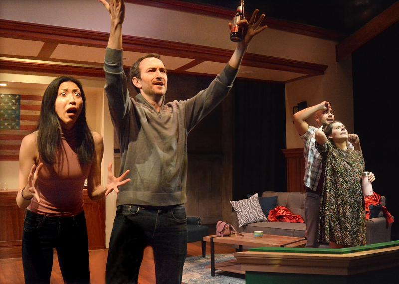 BWW Review: WEST ADAMS at Skylight Theatre WEST ADAMS Smartly Takes on Privilege, Race, and Status