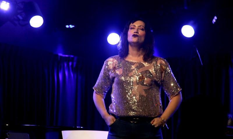 BWW Review: Eden Espinosa Turns The Green Room 42 into Paradise with UNPLUGGED AND UNPLANNED