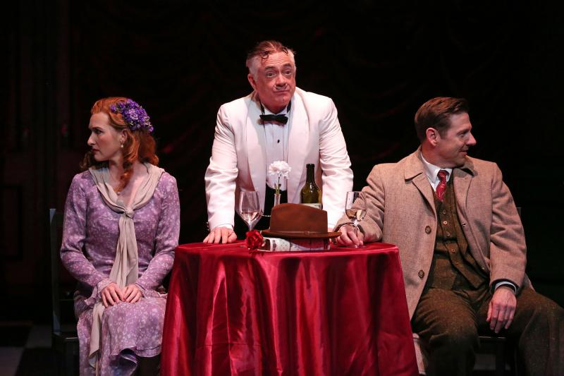 BWW Review: Old School Musical Comedy SHE LOVES ME Mostly Charms at OC's South Coast Repertory