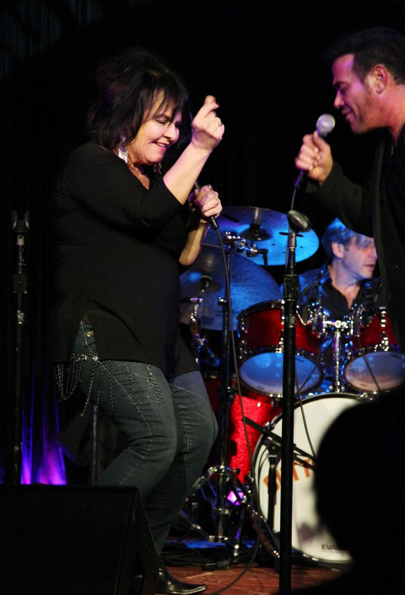 BWW Review: Harkness, Koutrakos, and Simeone Bring the Thunder to STORMY MONDAY at The Cutting Room