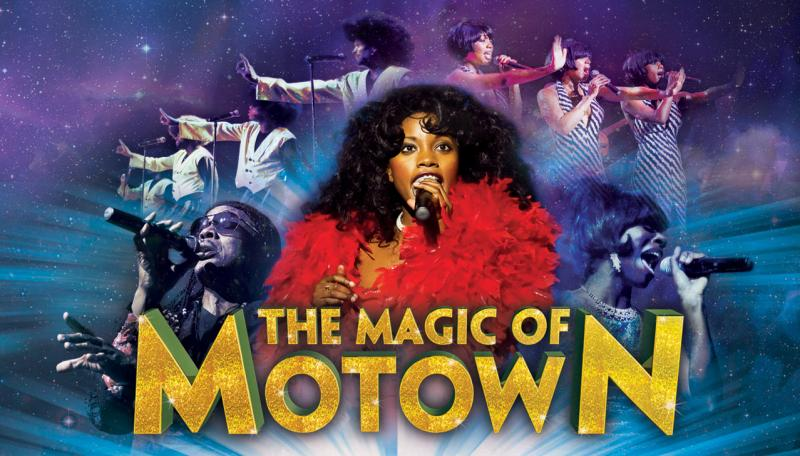 THE MAGIC OF MOTOWN toma el Teatro Nuevo Apolo de Madrid