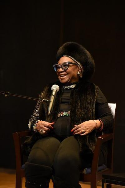 Photo Flash: Inside LPTW Oral History Project With Publicist Irene Gandy
