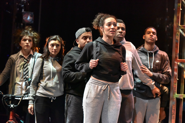 Kate Donnachie, Nigar Yeva, Zak Dougls, Aimee Powell, Olisa Odele & Khai Shaw  Photo