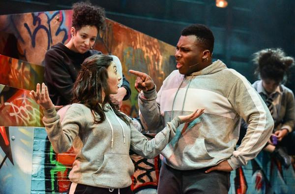 Photos: Pilot Theatre Presents CRONGTON KNIGHTS