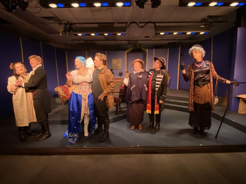 BWW Review: THE IMPORTANCE OF BEING EARNEST Delights Audiences at 3rd Act Theatre Company