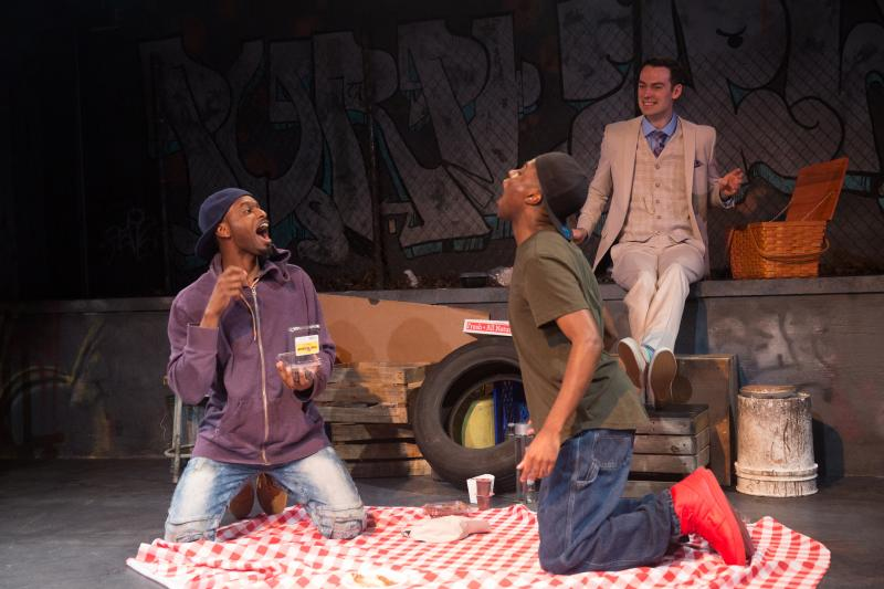 BWW Review: PASS OVER at Luna Stage is an Intense and Important Story for Our Times