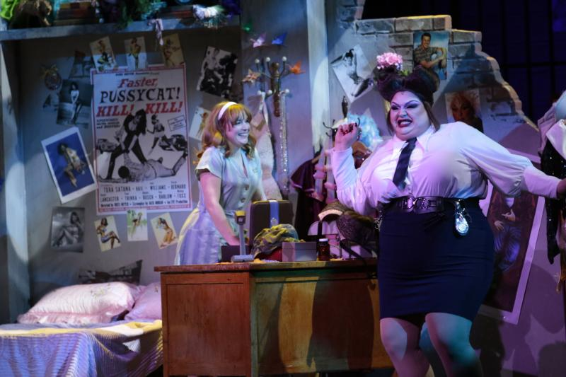 BWW Review: WOMEN BEHIND BARS BENDS OVER TO BEGUILE, BEWITCH AND BOISTEROUSLY BEDAZZLE at The Montalban Theatre