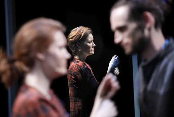 Photo Flash: First Look at THE REALISTIC JONESES at Ustinov Studio