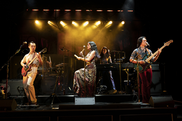 Photo Flash: Take a Look at Signature Theatre's CAMBODIAN ROCK BAND