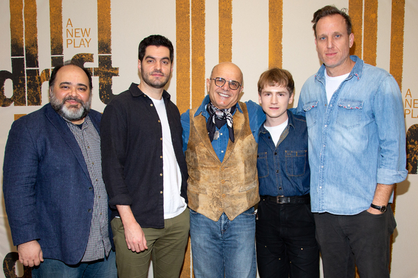 Richard R. Henry, Alex Mickiewicz, Joe Pantoliano, Griffin Osborne, Patrick Brennan Photo
