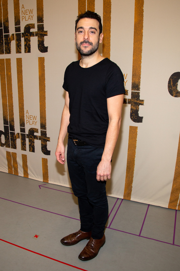 Photo Coverage: Meet the Cast of DRIFT at New World Stages