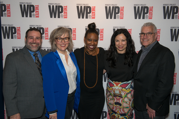 Michael Sag, Lisa McNulty, Tamilla Woodard, Stephanie Ybarra and Michael Ross Photo