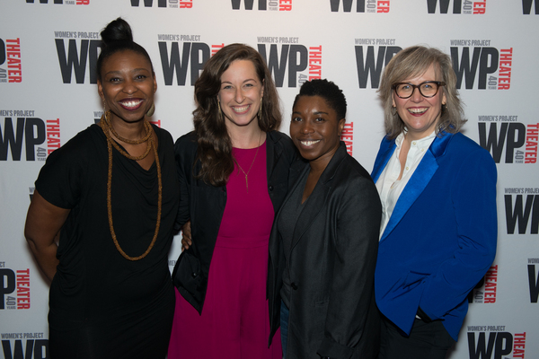 Photos: Go Inside Opening Night of WHERE WE STAND at WP Theater