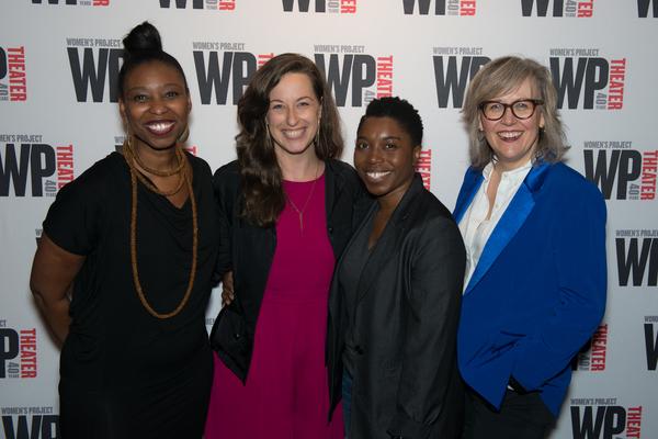 Tamilla Woodard, Rachel Karpf, Donnetta Lavinia Grays, Lisa McNulty