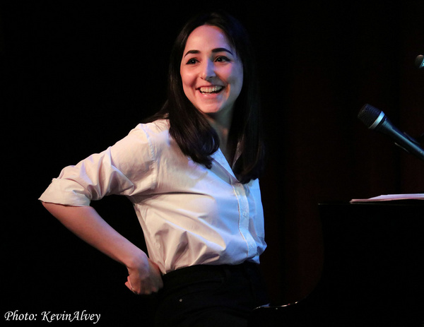 Photo Flash: Melinda Rodriguez Debuts At Birdland
