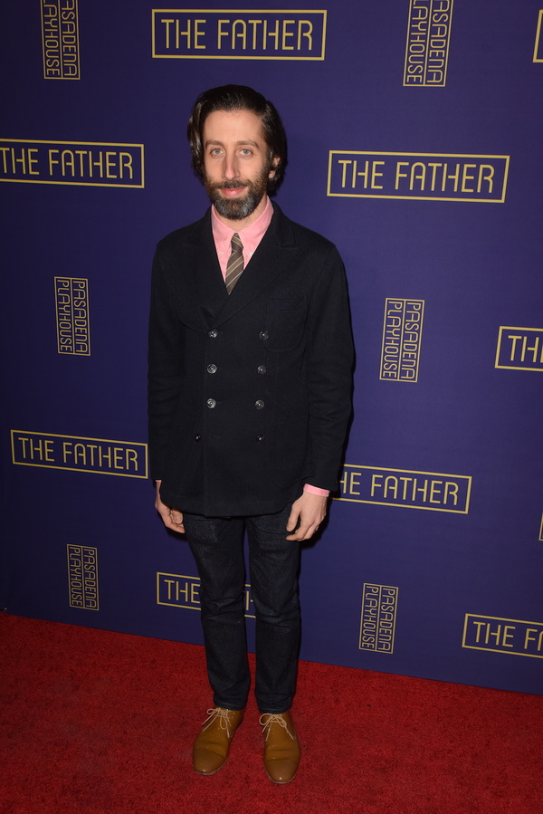 Photo Flash: John C. Reilly, Simon Helberg and More Attend Opening Night of THE FATHER Starring Alfred Molina