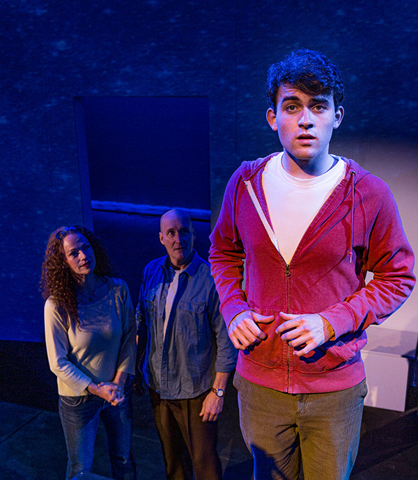 Photo Flash: The Theatre Group at SBCC Presents THE CURIOUS INCIDENT OF THE DOG IN THE NIGHT-TIME