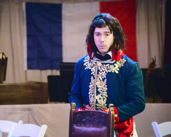 Photo Flash: THE MAN OF DESTINY at The Archive Theater