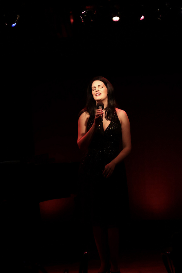 Photo Flash: THE SENSIBLE CABARET Welcomes The Luminous Cayman Ilika