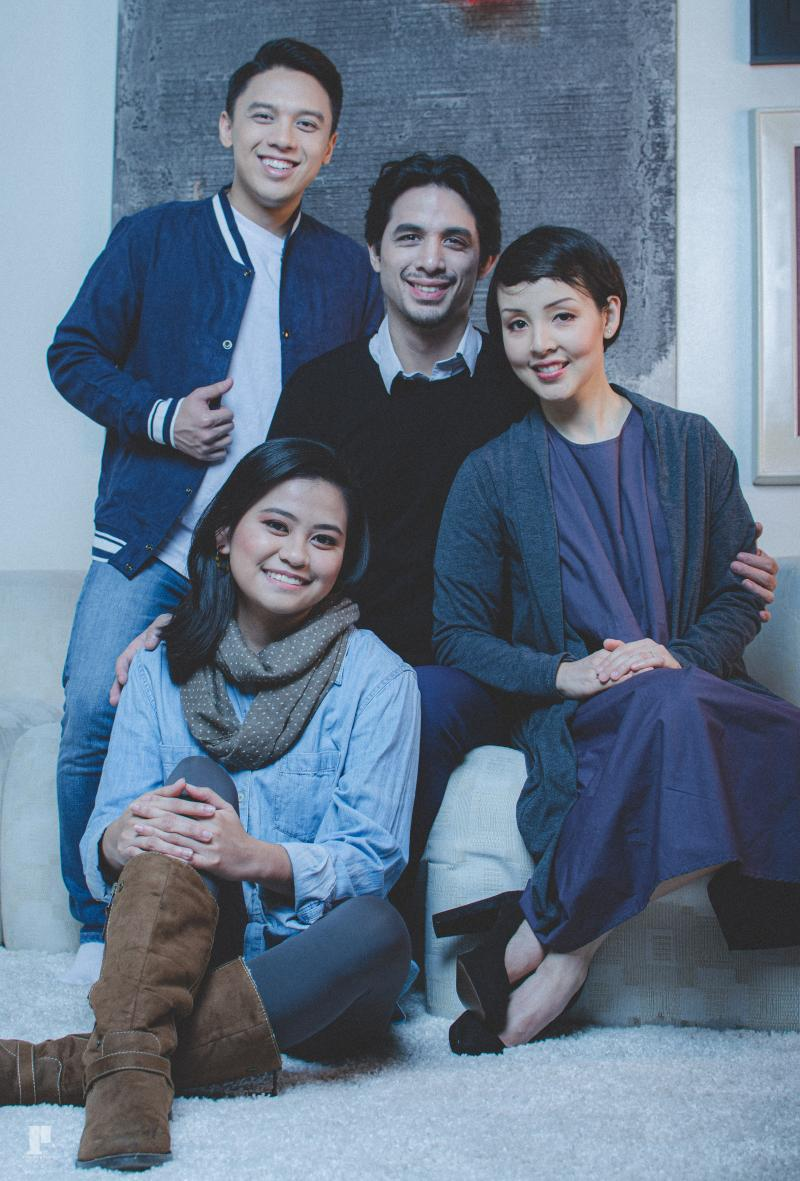 PHOTOS: First Look at Promo Shots for BlueREP's NEXT TO NORMAL