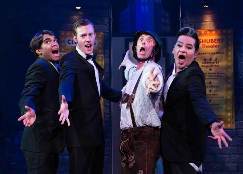 BWW Review: THE PRODUCERS at Theatre on the Bay Got It, and Flaunts It