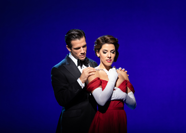 Photo Flash: First Look at Danny Mac and Aimie Atkinson in PRETTY WOMAN in the West End