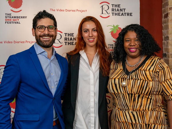Photos: The Riant Theatre Hosts THE STRAWBERRY ONE-ACT FESTIVAL Gala