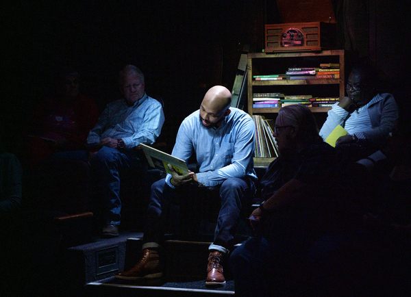 Photo Flash:  Take a Look at ZACH Theatre's EVERY BRILLIANT THING