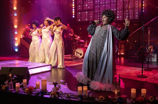 Photo Flash: A NIGHT WITH JANIS JOPLIN at ZACH Theatre
