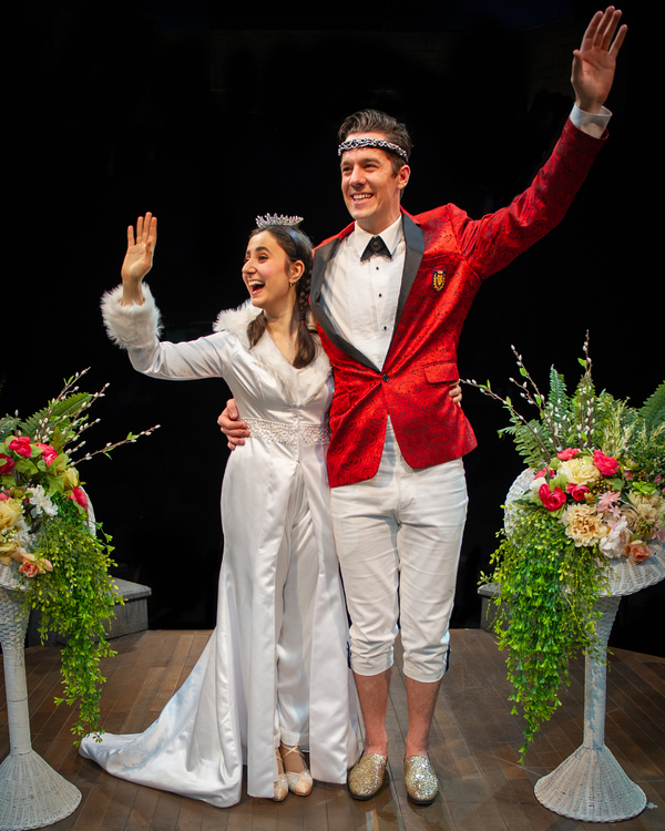Photo Flash: THE PRINCESS AND THE PEA at the Marriott Theatre