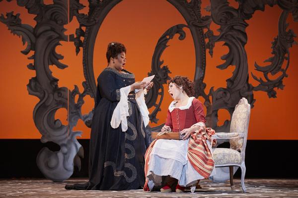 Photo Flash: Kentucky Opera's THE MARRIAGE OF FIGARO Opens Tomorrow