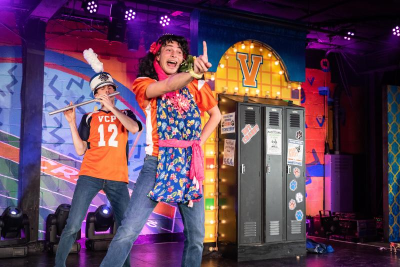 """BWW Review: DRESS THE PART Is Super Fresh Hip Hop Musical """"Ad-rap-tation"""" of Two Gentlemen of Verona"""