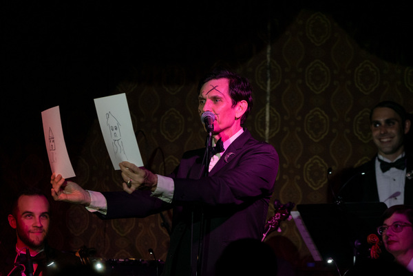 Photo Flash: First Look at the LA Philharmonic WEIMAR CABARET Featuring jackbenny