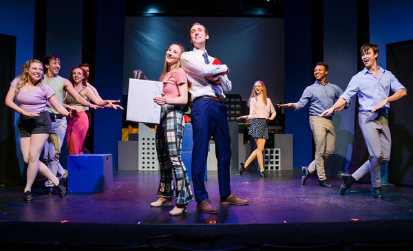 Photo Flash: First Look at J2 Spotlight Musical Theater Company's SEESAW