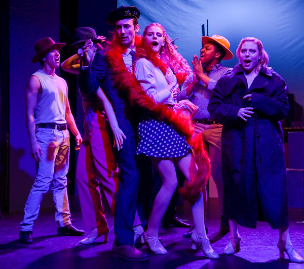 Photos: First Look at J2 Spotlight Musical Theater Company's SEESAW