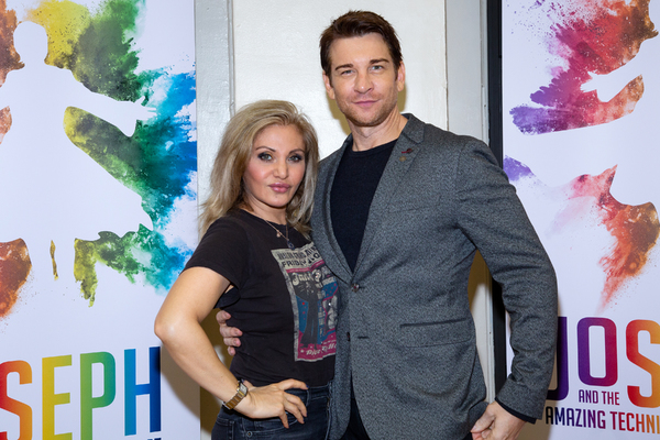 Orfeh, Andy Karl Photo