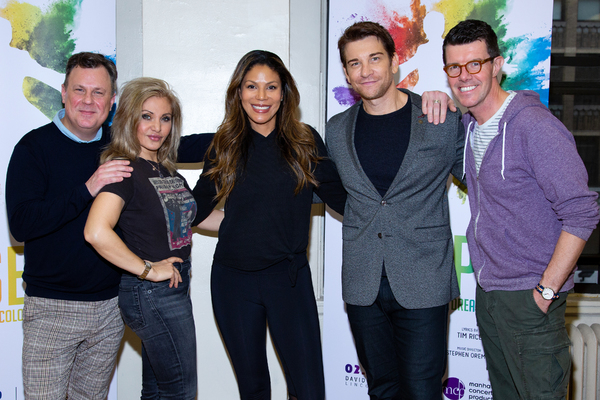 Photo Coverage: MCP's JOSEPH AND THE AMAZING TECHNICOLOR DREAMCOAT Gives the Press a Preview