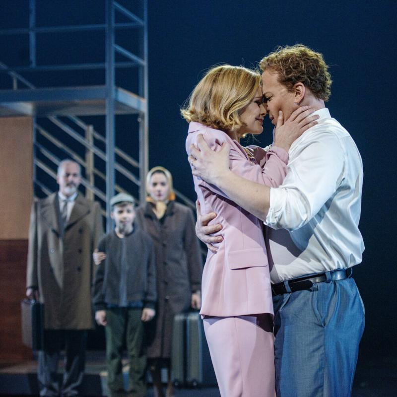 BWW Review: CHESS at Folketeatret - Chess Pieces Finally in Place.