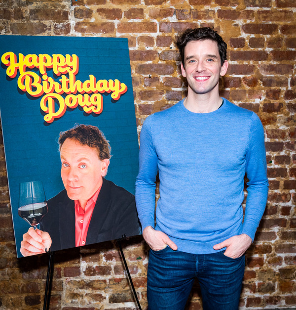 Photo Flash: Drew Droege, Micheal Urie and More Celebrate Opening Night of HAPPY BIRTHDAY DOUG