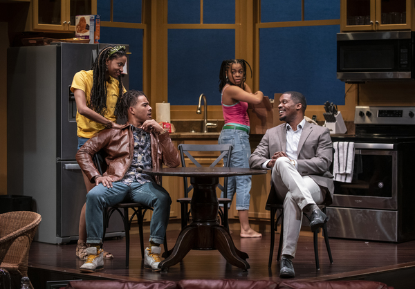 Photo Flash: Writer's Theatre Presents Lydia Diamond's STICK FLY