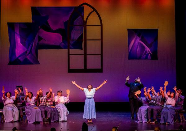 Photo Flash: Lyric Stage Presents ABYSSINIA
