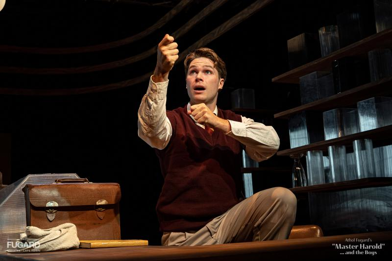 BWW Review: Astounding 'MASTER HAROLD'... AND THE BOYS at Fugard Theatre