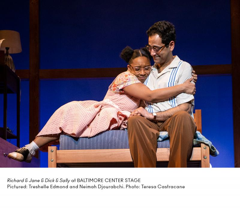 BWW Review: RICHARD & JANE & DICK & SALLY Celebrates its World Premiere at Baltimore Center Stage